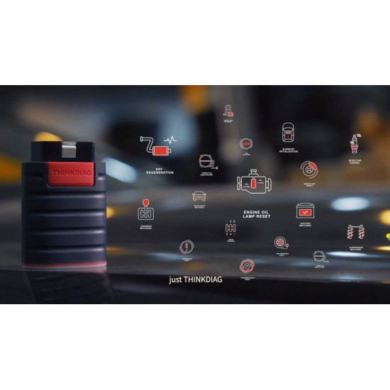 Професионална авто диагностика Launch ThinkDiag - наследника на X431 EasyDiag