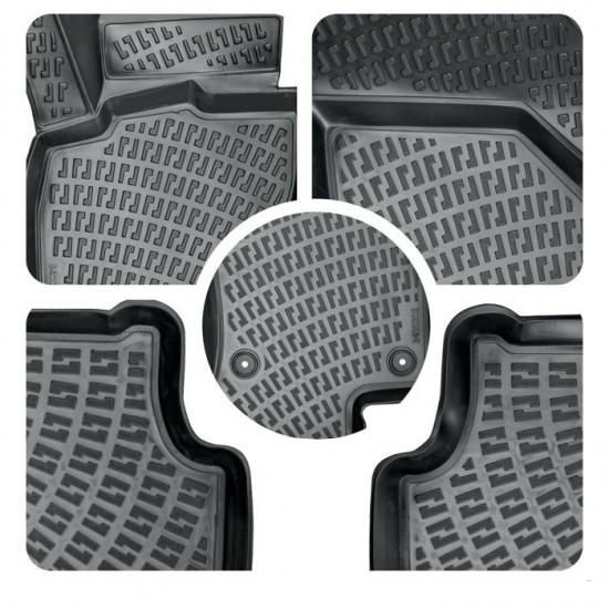 Гумени стелки за Volkswagen Scirocco 2008-2017, RizLine