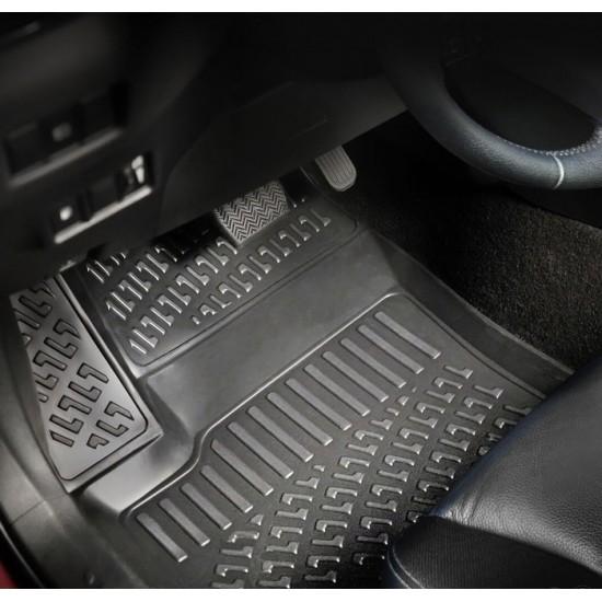 Гумени стелки за Seat Leon 1998-2005, RizLine