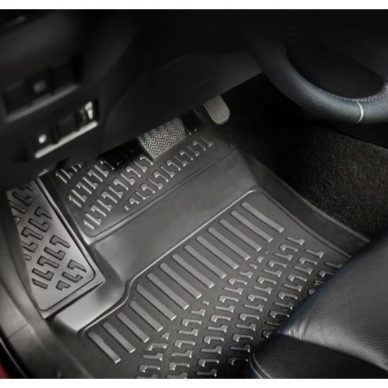 Гумени стелки за Audi A6 / C5 1997-2004, RizLine