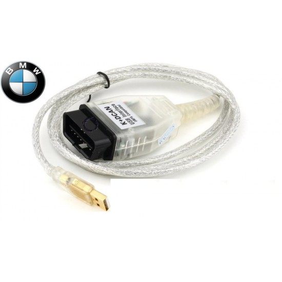 Kабел за диагностика за БМВ BMW INPA K + DCAN -  FT232RL Chip
