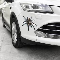 3D Стикер за кола паяк- водоустойчив