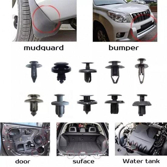 Щипки за автомобили