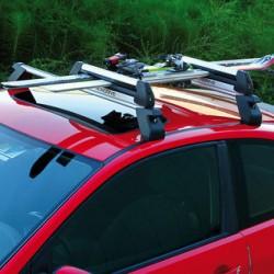 Ски багажник за 4 чифта ски Nordic-King Evo Aluminuim NK40