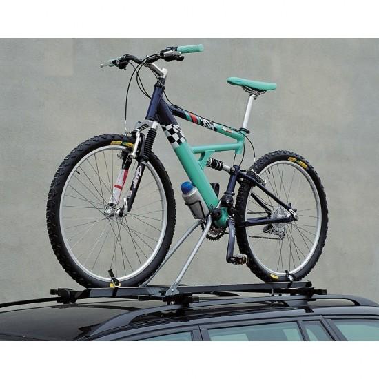 Багажник за 1 велосипед MENABO за покрив HUGGY LOCK