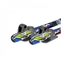 Магнитен багажник за 2 чифта ски със заключващ механизъм