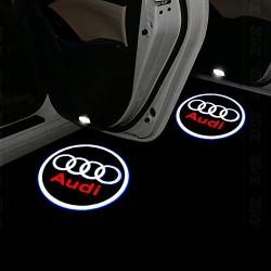 LED Лого проектор за врати - AUDI