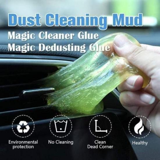 Почистващ гел за автомобили и офис техника