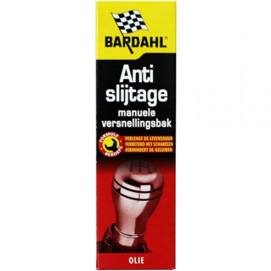 Добавка за ръчни скорости Bardahl gear oil Bardahl BAR-1045 - 227 мл.
