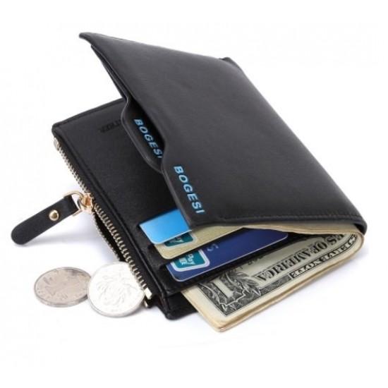 Стилен кожен портфейл