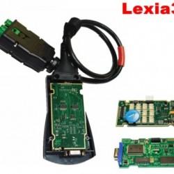 Lexia 3 Diagbox V7.83 за Пежо и Ситроен
