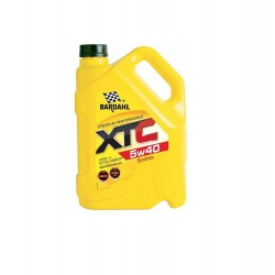 Моторно масло Bardahl - XTC 5W40 - 1 литър