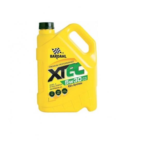 Моторно масло Bardahl - XTEC 5W30 C3 - 1 литър