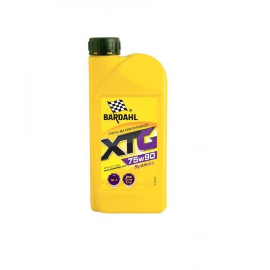 Трансмисионно масло Bardahl - XTG 75W90 - 1 литър