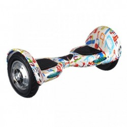 Самобалансиращ електрически скутер Hoverboard HB-100SBT