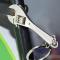 Ключодържател Раздвижен ключ - Френски ключ