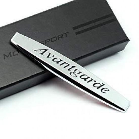 Емблема Avantgarde за Мерцедес Бенц