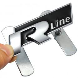 Емблема R Line за предна решетка на Фолксваген