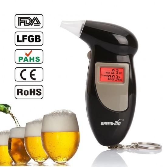 Дрегер за алкохол - любителски