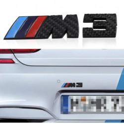 Емблема Black М3 за БМВ