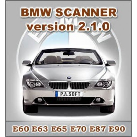 BMW Scanner ver. NEW 2.1 full