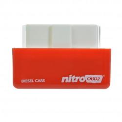 Nitro OBD2 Diesel Red Economy Chip Tuning Box Power Fuel Optimization Device