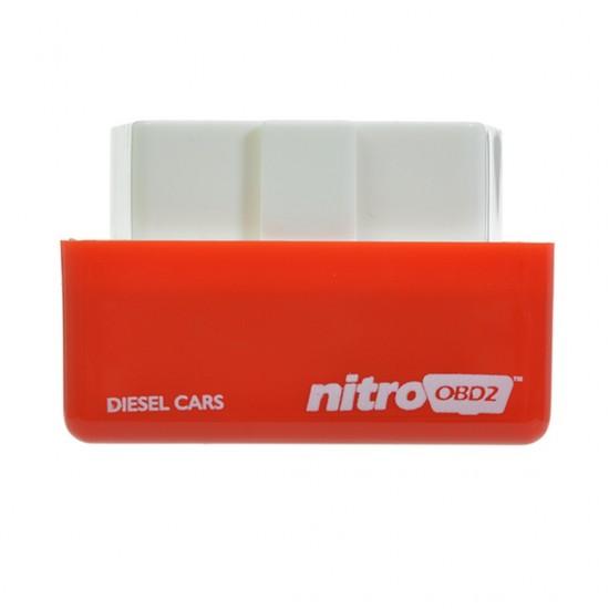 Чип тунинг за дизелов автомобил - Nitro OBD2