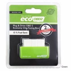 Eco OBD2 Economy Chip Tuning Box Benzine Green Power Fuel Optimization Device