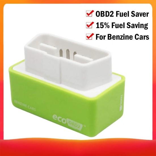 Уред за икономия на гориво OBD II за бензинови коли - 15% икономия
