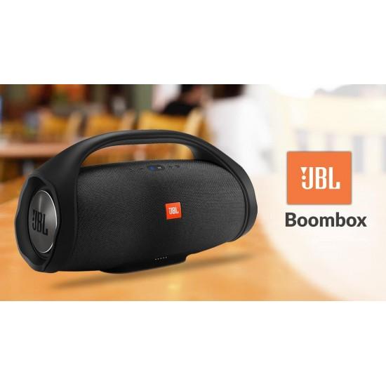 JBL BoomBox - Блутут колона за плаж и пауър банк
