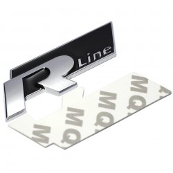 Емблема R Line за заден капак на Фолксваген