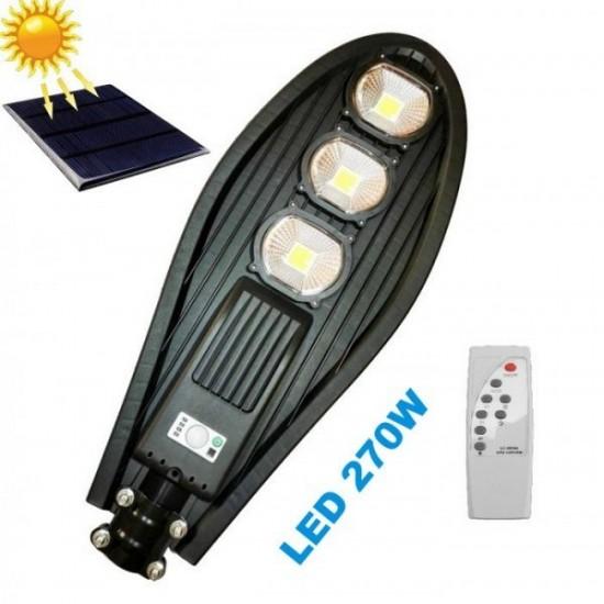 Улична соларна лампа LED 345W, COBRA