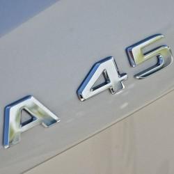 Емблема A45 за Мерцедес Бенц