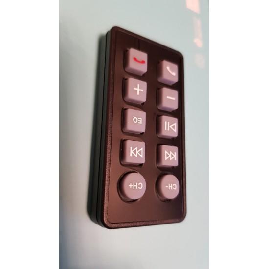ФМ Трансмитер с блутут и вход за USB флашка+дистанционно