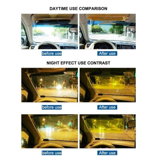 Визьор против заслепяване HD - Ден и Нощ - комплект 2 броя