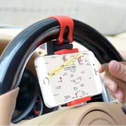 Поставка за Смартфон за волана на автомобила