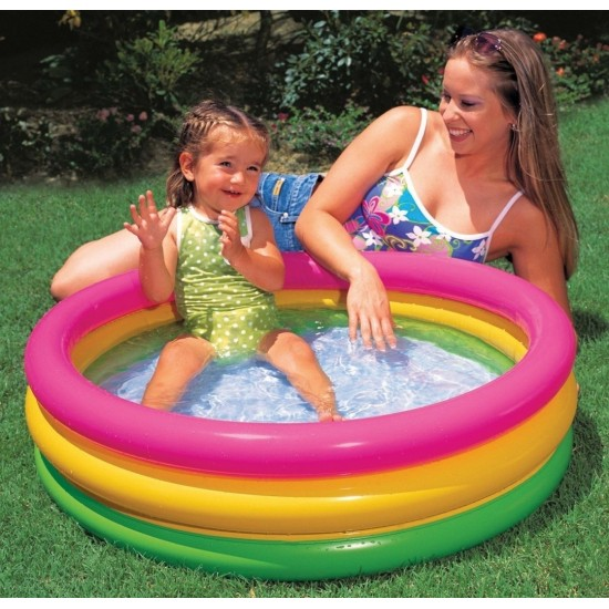 Детски басейн Intex/ Надуваем басейн 61х22см