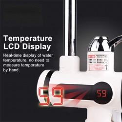 Нагревател за чешма за хоризонтален монтаж