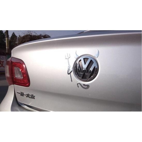Емблема за багажник за VW - Дяволче