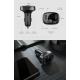 Bluetooth FM трансмитер и зарядно за кола за мобилни устройства Baseus