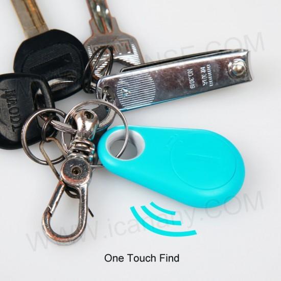 Ключодържател с Bluetooth GPS проследяване против загубване.