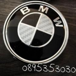 Carbon Emblem for BMW - German quality!