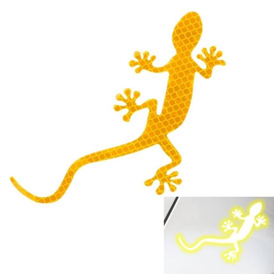 Светлоотразителен стикер -  Gecko Reflective Strip