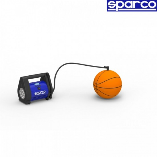 Компресор за гуми 12V - Sparco
