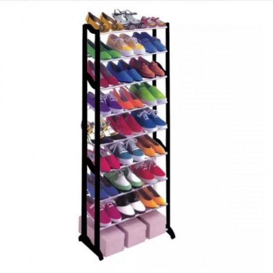 Етажерка за обувки за 30 чифта