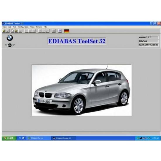 Kабел за диагностика за БМВ BMW INPA K + DCAN -  FT232RL Chip