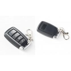 Wireless 433Mhz garage door opener remote Control Remote Control Duplicator Scanner for Garage Door Gate Car Key Fob Door Key