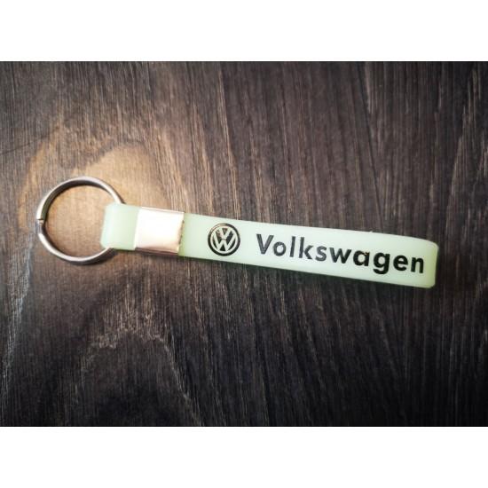 Kлючодържател за Volkswagen - Флоурисцентен