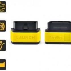Професионална автодиагностика LAUNCH X431 EASYDIAG + 7 инчов таблет с пълен пакет софтуер от X431 Pro3