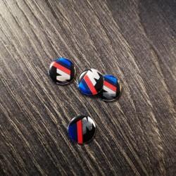 Емблема за авто ключ - BMW  M Power